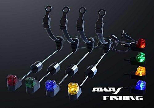 AWAS Swingers Pendelbissanzeiger 4-er Set S-K/Smart - 13