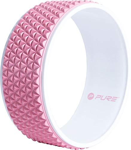 Pure 2 Improve - Rueda para yoga (diámetro: 34 cm), Rosa.