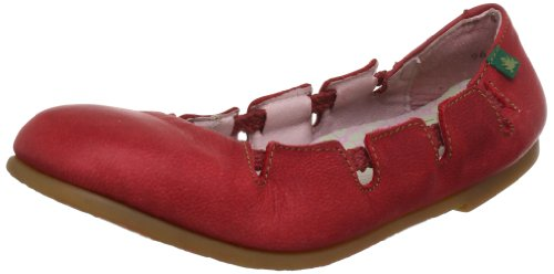 El Naturalista Croche N°961, ballerine rouge