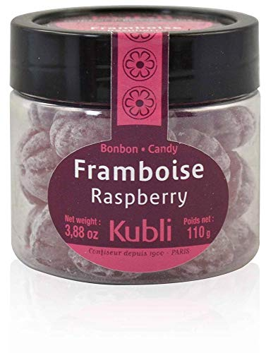 Framboise, Himbeerbonbons aus Frankreich, 110g