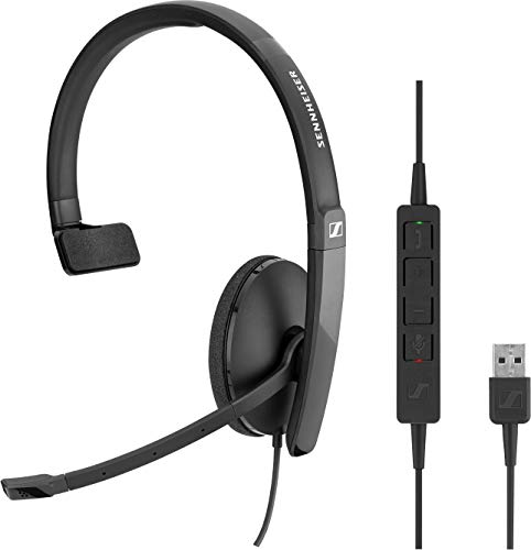 Sennheiser SC 130 Headset USB Mono 508314