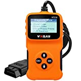 VXDAS OBD2 Scanner Car Diagnostic Scan Tool Check Engine Light Universal OBDII Code Reader, Smog Check of All CAN Fault Car After 1996
