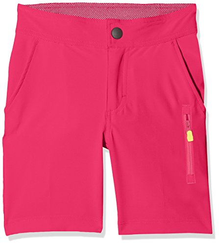 Ziener Kinder Congaree X-Function Shorts, pink Blossom, 176