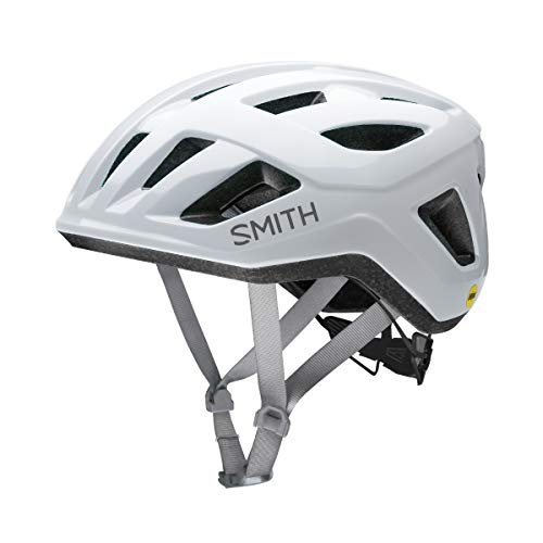 SMITH Signal MIPS Casco, Adultos Unisex, White, Medium