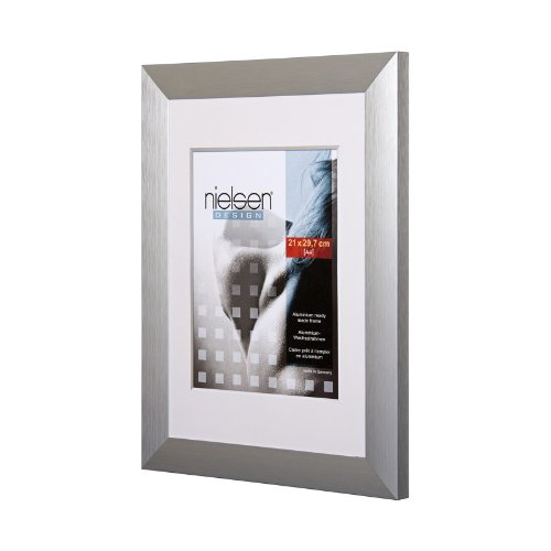 Nielsen Largo 30x40 Aluminium Silber matt 8730304