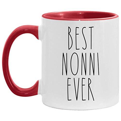 Lawenp La mejor taza del acento de Mamaw Ever | Taza personalizada...