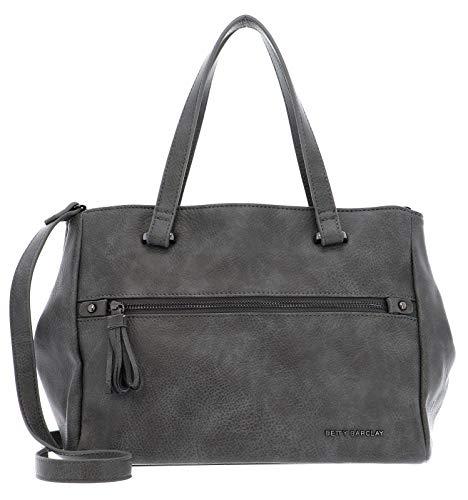 Betty Barclay Zip Bag Anthracite
