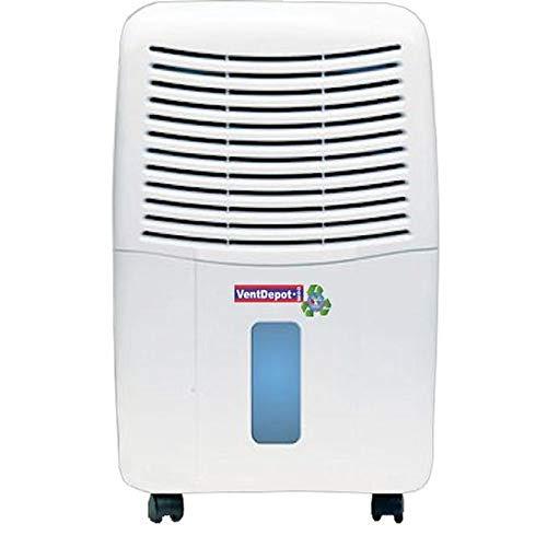 Deshumidificador por Condensacion, TopDry, MXTDY-001, 15Litros, 32 Pintas, 135CFM, 310 a 720W, 5A, 115V, 1F, 60Hz, 2 Velocidades.