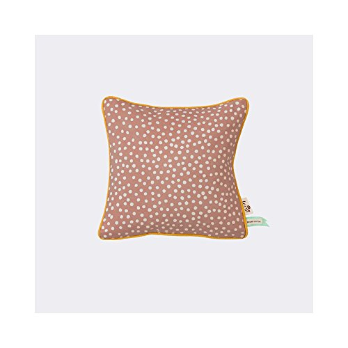 Ferm Living Dots Cushion - Rose 30x30cm