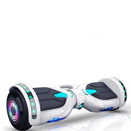 LYYJIAJU Auto Equilibrio motorino Hoverboard 6,5 Pollici W/Bluetooth...