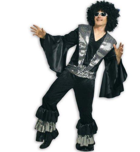 Guri Motex – Monsieur Costume Bernie (2 pièces : Pantalon Et Haut, sans Lunettes et Perruque)