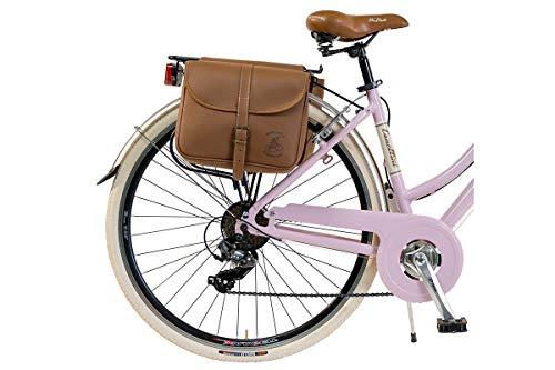 Via Veneto By Canellini Fahrrad Rad Citybike CTB Frau Vintage Retro Via Veneto Alluminium (Rose, 46) - 3