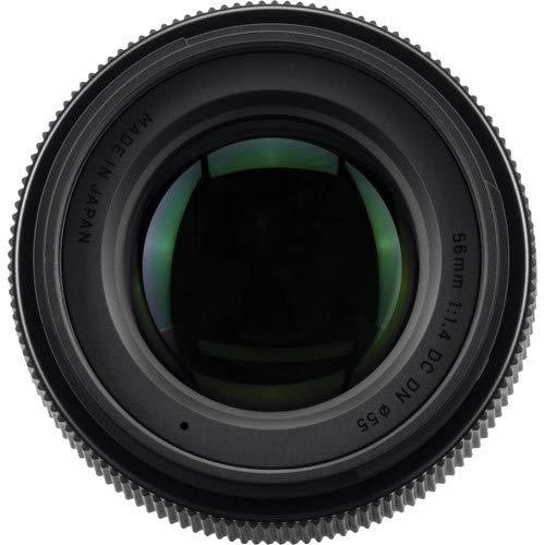 シグマ(Contemporary)『56mmF1.4DCDN』