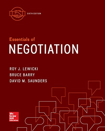 eBook Online Access for Essentials of Negotiation (English Edition)