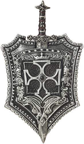 Crusader Shield and Sword