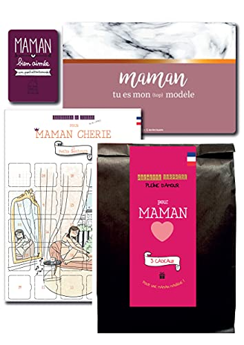 Gifts for Mum - Washing or After Calendar for Mum and New Mum - French
