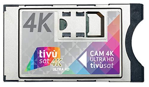 Tivusat Cam 4K ULTRA HD