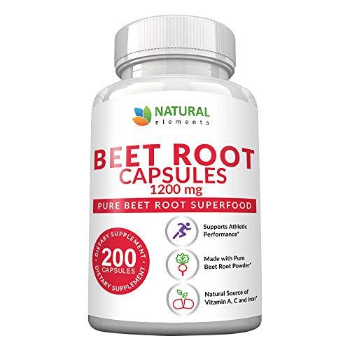Beet Supplement Capsules