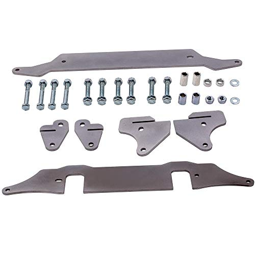 Waverspeed for Polaris RZR Lift Kits, 2