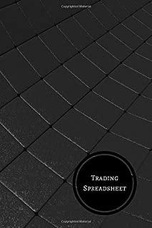 Trading Spreadsheet: Mini Trading Log