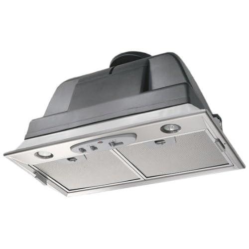 Mepamsa Smart Plus H 52 Campana aspirante, grupo filtrante de inox, 20 W, 69 Decibelios, 3 Velocidades, Acero inoxidable: 176.76: Amazon.es: Grandes electrodomésticos