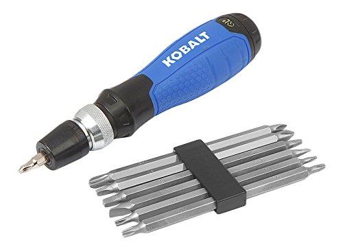 Kobalt Quik Load 12-In-1 Screwdriver Set