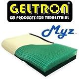 ジェルトロン ピロー マイズMyz 約W60×L33×H5.5~6.5cm(高さ:低め~普通)