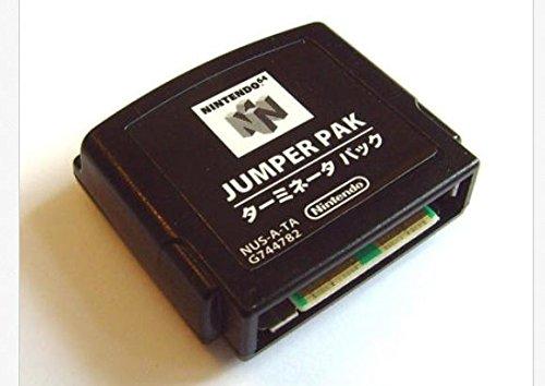 ORIGINAL Nintendo 64 JUMPER PAK N64 Jumper Pack Grafikkarte Grafikmodul für N64 Konsole