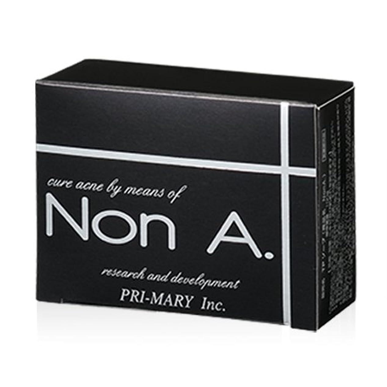 国内のロマンチック最大限Non A. ( ノンエー ) 洗顔ソープ [ ニキビ対策 / 100g ] 洗顔せっけん ピーリング成分不使用 ( プライマリー )