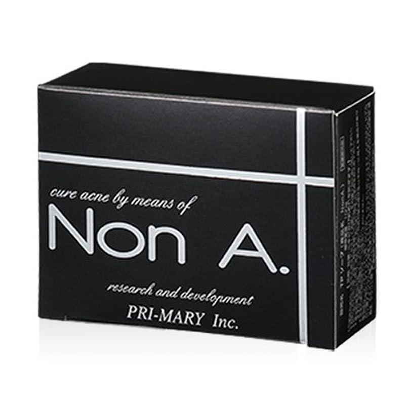 実証する耐えるペーストNon A. ( ノンエー ) 洗顔ソープ [ ニキビ対策 / 100g ] 洗顔せっけん ピーリング成分不使用 ( プライマリー )