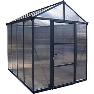 Palram Glory 6x8 Greenhouse