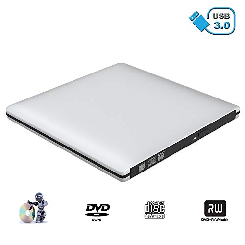 VersionTECH. Grabadora Lector CD/DVD USB 3