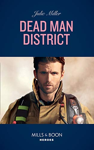 Dead Man District (Mills & Boon Heroes) (The Taylor Clan: Firehouse 13, Book 2) (English Edition)