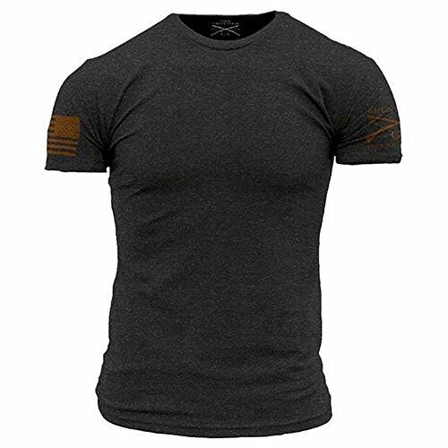 Grunt Style Basic Men's T-Shirt (XX-Large