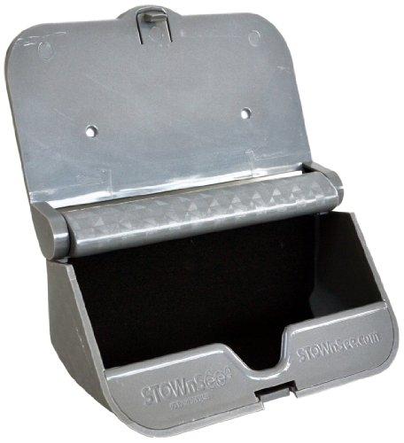 STOWnSee 28028-02136 MAX Eyeglass Storage Case, Grey