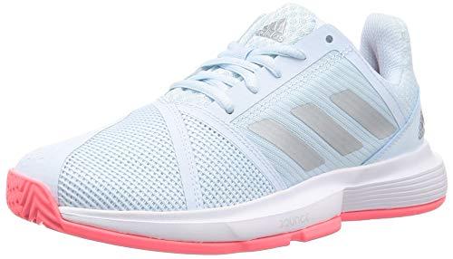 adidas Damen CourtJam Bounce W Tennisschuhe, Blau, 39 1/3 EU