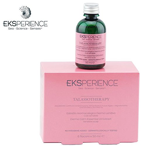 EKS - Extracto aromático Dermo lenitivo 6 x 50 ml
