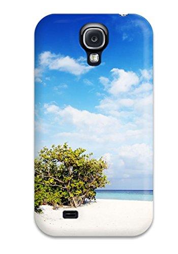 VURhHKh4482SvGYM Nature Beach Wide Tpu Case For Galaxy S4