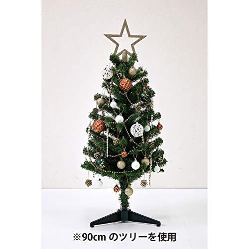 SPICEOFLIFE(スパイスオブライフ)『クリスマスパーティーオーナメントアソート62個セット(GEXK3069RG)』