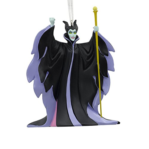 Hallmark Christmas Ornament Disney Sleeping Beauty Maleficent
