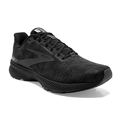 Brooks Launch 8 Black/Ebony/Grey 11 D (M)