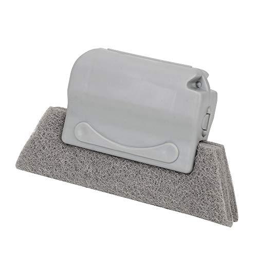 GEVJ Sill Sink Penseel Scouring Pad Venster Groove Reiniging Borstel Keuken Gereedschap Keuken Haard Bowl Reinigt Borstels Home Accessoires 2 Stks