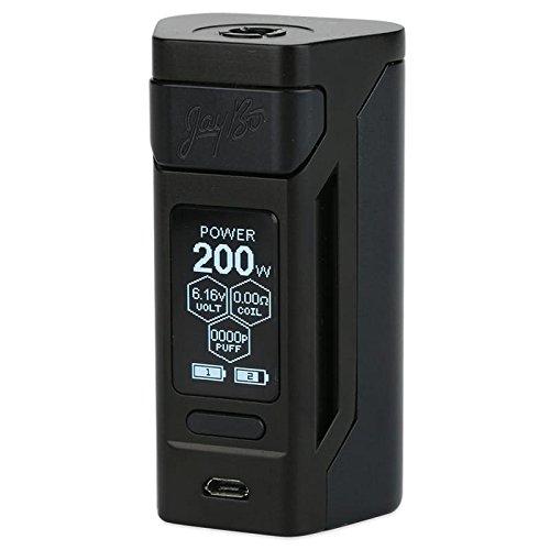 Wismec Reuleaux RX2 20700 200W TC Mod Akkuträger Farbe Schwarz