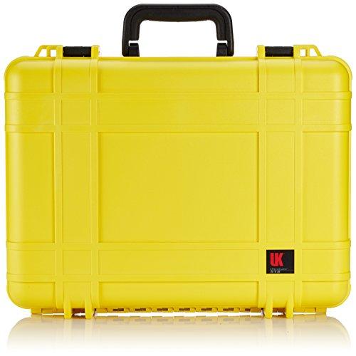 UK Lights 219828 Ultra Case 518 Valise 47 cm 19 l Jaune