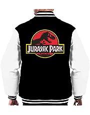Jurassic Park Classic Logo Men's Varsity Jacket