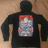 Sサイズ CALIFORNIA METAL FOX TURN BACK HOODIE パーカー 海外版 BABYMETAL ベビーメタル 666