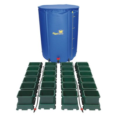 Autopot easy2grow 24er Kit mit 225 L Tank Automatische Bewässerung