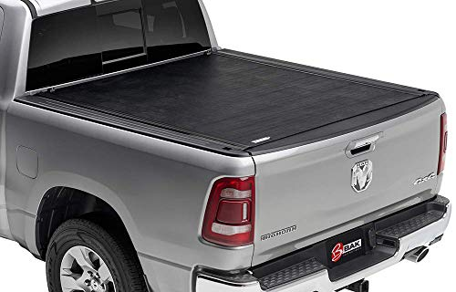BAK Revolver X2 Hard Rolling Truck Bed Tonneau Cover | 39207 | Fits 2009-20 Dodge Ram 2018 2500-3500  5'7' Bed
