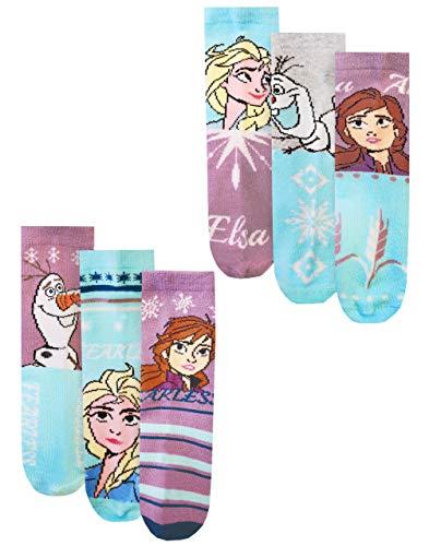 Vanilla Underground Frozen 2 Surtido de 6 paquetes niñas