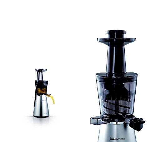 Best Juicer Juicepresso Platinum Cold Press Juicer Dishwasher Safe Easy to Clean